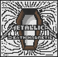 Death Magnetic 8-Bit by maghneth
