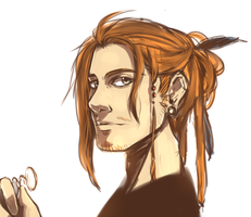 Alex - New hairstyle by Dunklayth