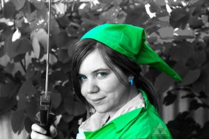 Link Cosplay by Linkage92