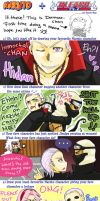 Damares NARUTO and BLEACH Meme by Damare