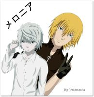 Mello And Near by Val3riao0o
