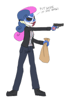 My Little Payday - Bon Bonnie by MattX16