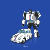 If They Could Transform - Herbie by darrenrawlings