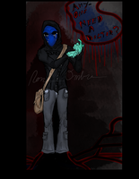 Eyeless Jack(My Version) by Rone-Ombre