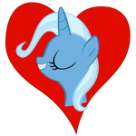 I heart Trixie by Stinkehund