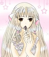 Chii from Chobits by lxlFieryGodesslxl