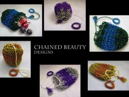 Bags of many colors by ChainedBeauty