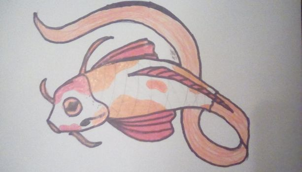 Koi Fish For Join The Koi Pond, My Fish, Julia by POTATO-LIZARD