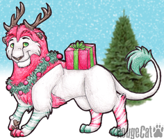 Merry Christmas by therougecat