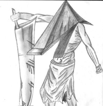 Pyramid Head by MadCucumber
