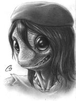 Mondo Gecko by Gino Descalzi Gad by Dreamgate-Gad