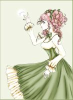 Lolita in green by neerai