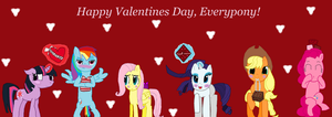 Mlp: Valentines Day is Romantic by thouartfan