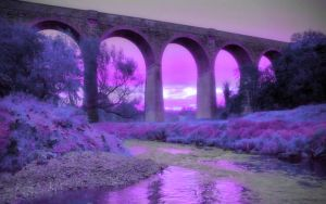 The Viaduct 5 by welshdragon