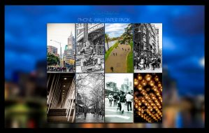 Dynamic Melbourne City Phone Wallpaper pack by Eternal-Polaroid