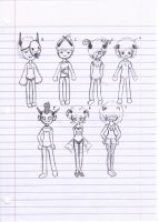 7 Awesome Fantrolls ;D by ZombieHighSchoolKid