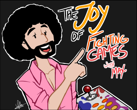 The Joy of Fighting Games by alpha00zero