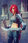 League of Legends- Katarina II by Vera-Chimera