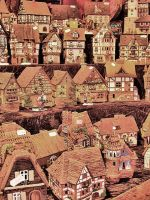 Little houses by tala8