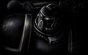 40k Marine Look Over by SolidusSupremus