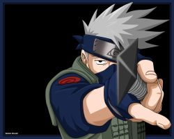 Kakashi Wallie by Reavie