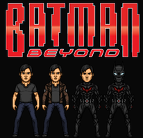 Batman Beyond (New Earth - Elseworlds) by Nova20X
