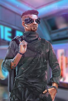 Agent by Carl-Holden