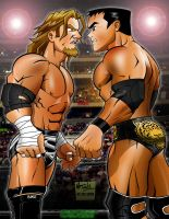 Wrestling Rivals by TonyForever