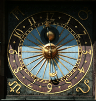Astrological Clock in Poland by barefootliam-stock