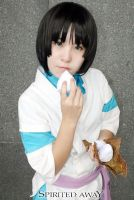 Spirited Away - Haku by r-kira