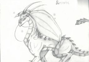 Artoric - Full Form by Flame-Griffon