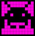 Space Invader by Muse-For-Life