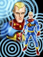 Miracleman by IUltrahumanite