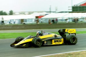 Alessandro Nannini (Great Britain 1987) by F1-history