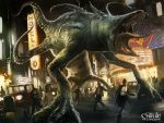 'Horrific Shoggoth' by neisbeis