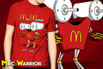 Mac Warrior by crula