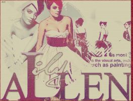 Lily Allen by aleabc0612