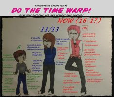 .:Time Warp Meme:. by PrinceUseless