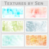 Textures by Sen by Sendoku