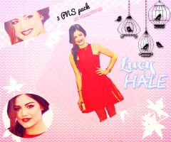 Lucy Hale Png Pack (uyumlu) by StaNavy1907