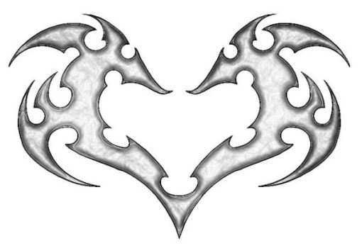 Metal Heart by DeathsProdigy