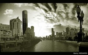Stylish Melbourne by Rems84