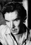 Benedict Cumberbatch by Fantaasiatoidab