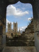Lincoln Cathedral 001 by presterjohn1