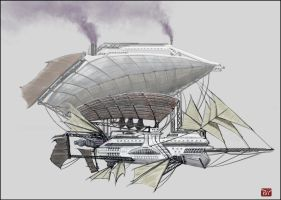 Daedalus concept by psypher101