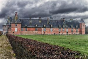 Castle1 of Carrouge Orne France by hubert61