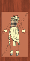 [Adoptable Clothes] Formal Woods ((CLOSE)) by Chaotic-Senpai