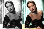 Dorothy Lamour before and after by ThinkingKind