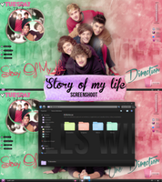 Story of my life screenshoot by NiallsWife