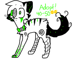 Adopt! 40-50 .:CLOSED:. by 0Silverskull0